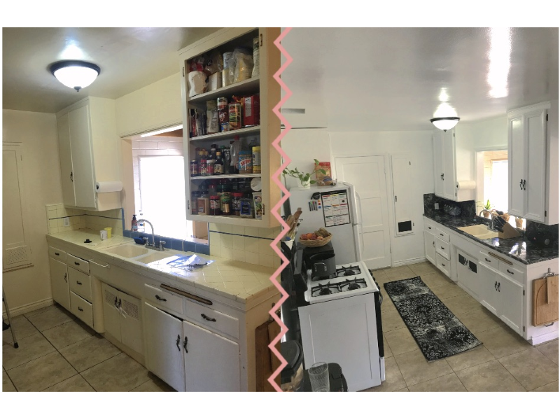 Budget Friendly Kitchen Remodel 5 Easy Diy Steps Oops Not Sorry