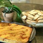 Buffalo Chicken Dip Recipe, cream cheese, cheddar cheese, ranch, franks red hot sauce, shredded chicken
