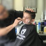 Toddler Haircut