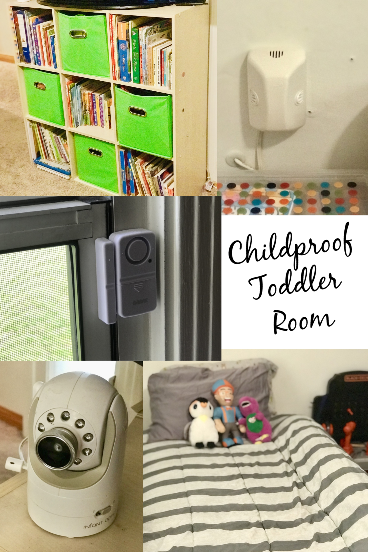 Childproof Toddler Room